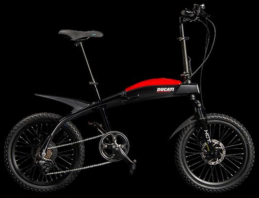 Ducati e-Bike