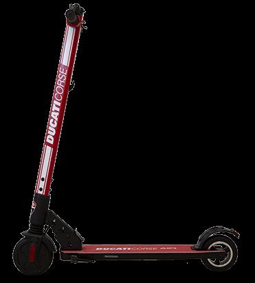 Ducati Corse e-Scooter