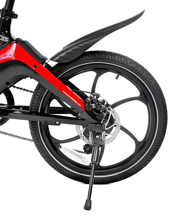 ducati bici elettrica mg 20